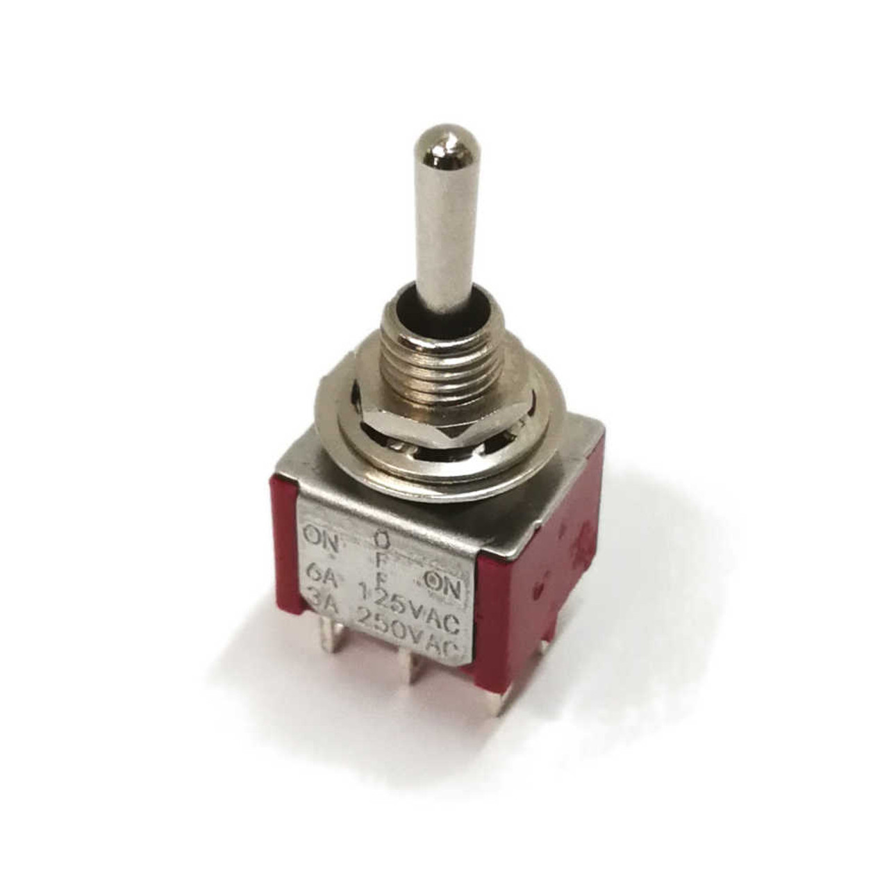 Generic - Mini Switch DPDT On-Off-On