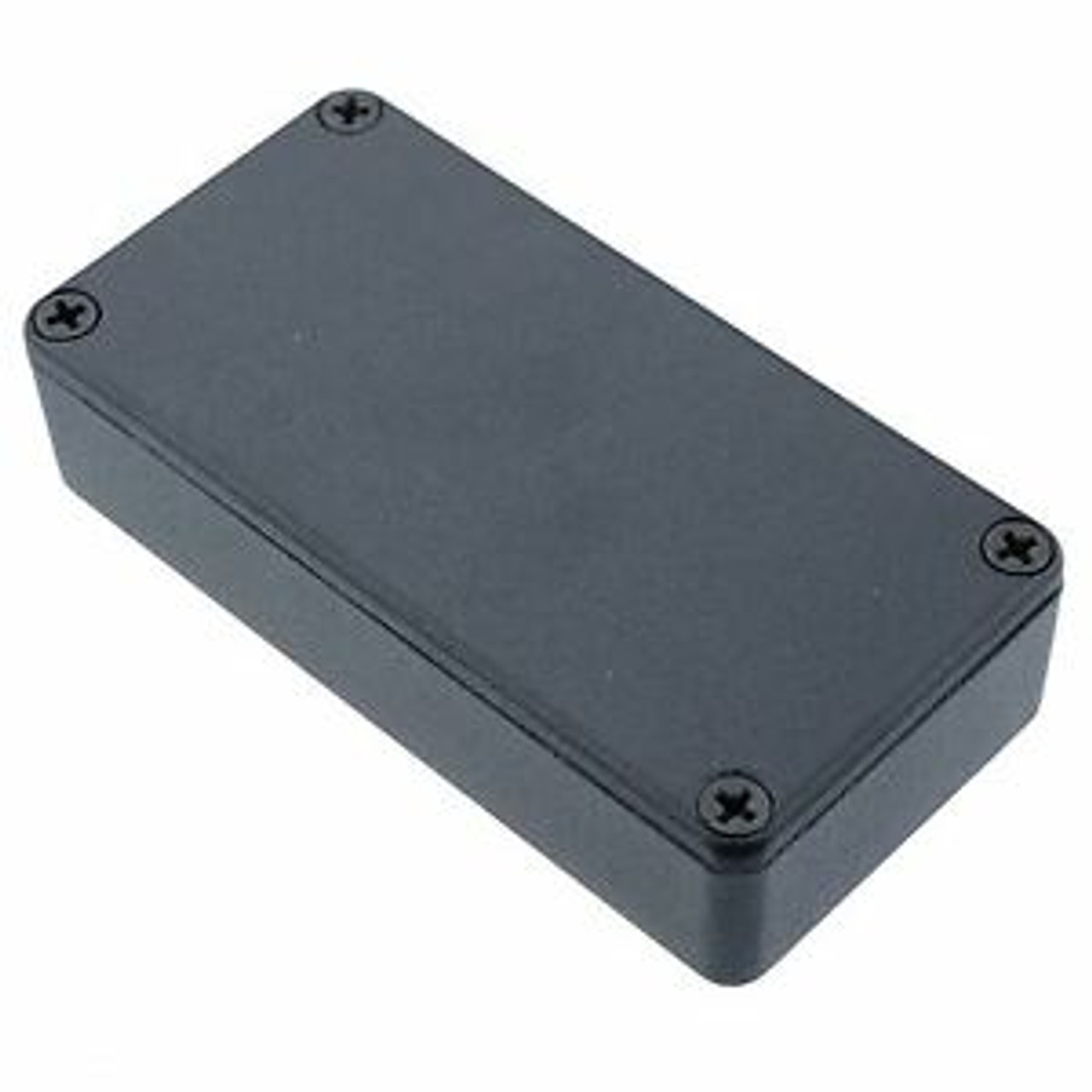 Hammond 1590GBK - Small+ Black Pedal Enclosure