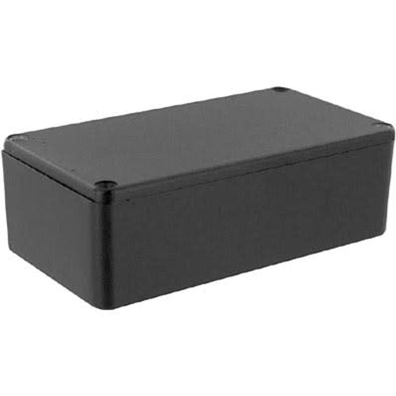 Hammond 1590N1BK - Standard+ Black Pedal Enclosure