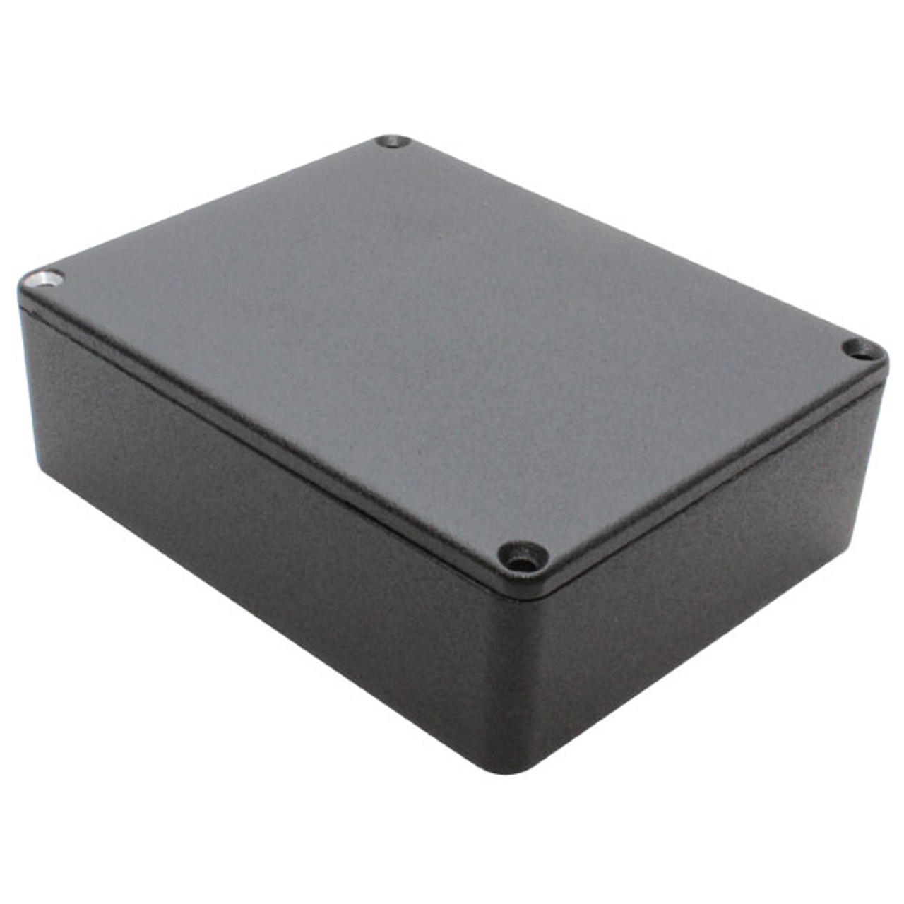 Hammond 1590XXBK - Mid-Large Black Pedal Enclosure