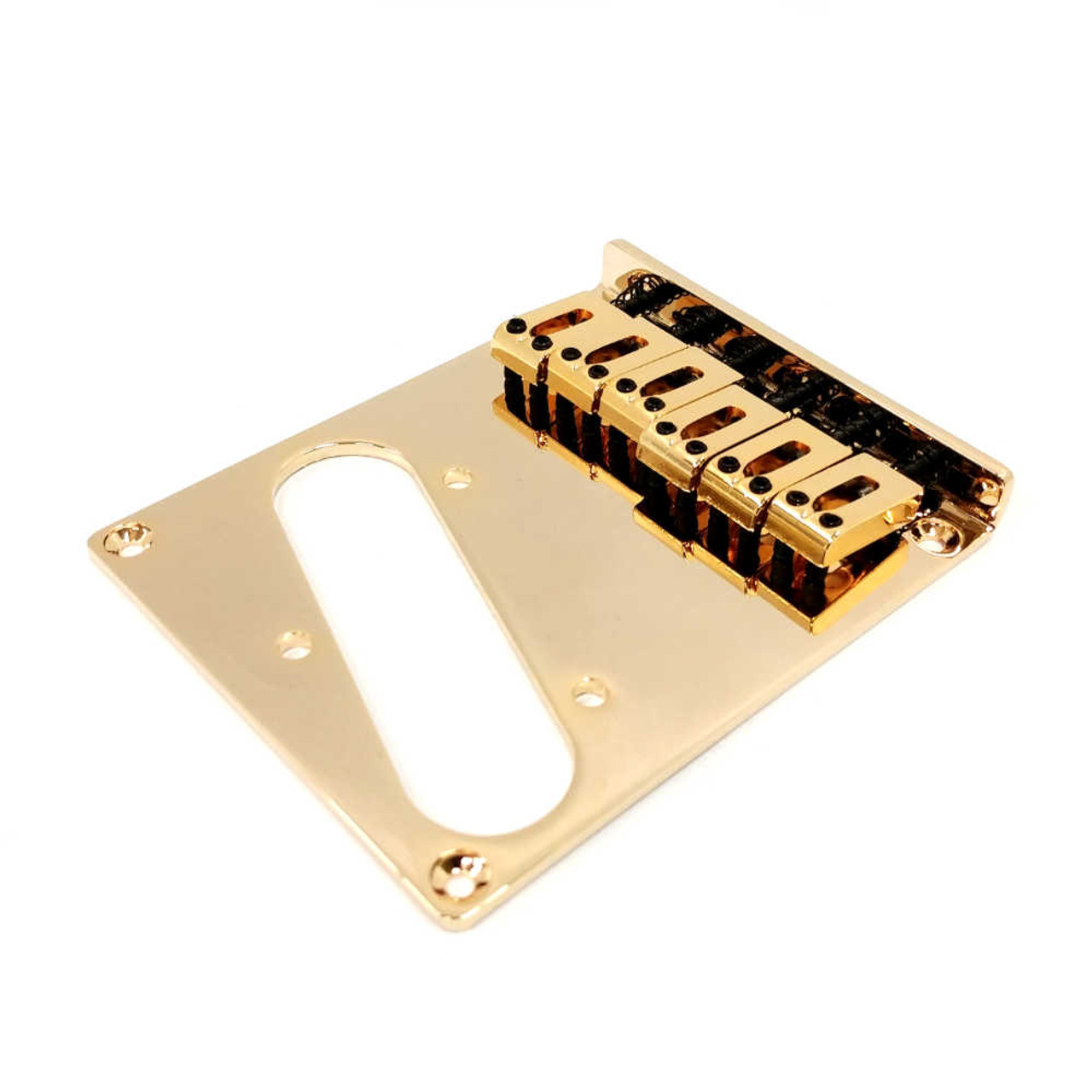 Telecaster Bridge Flat Modern - Gold