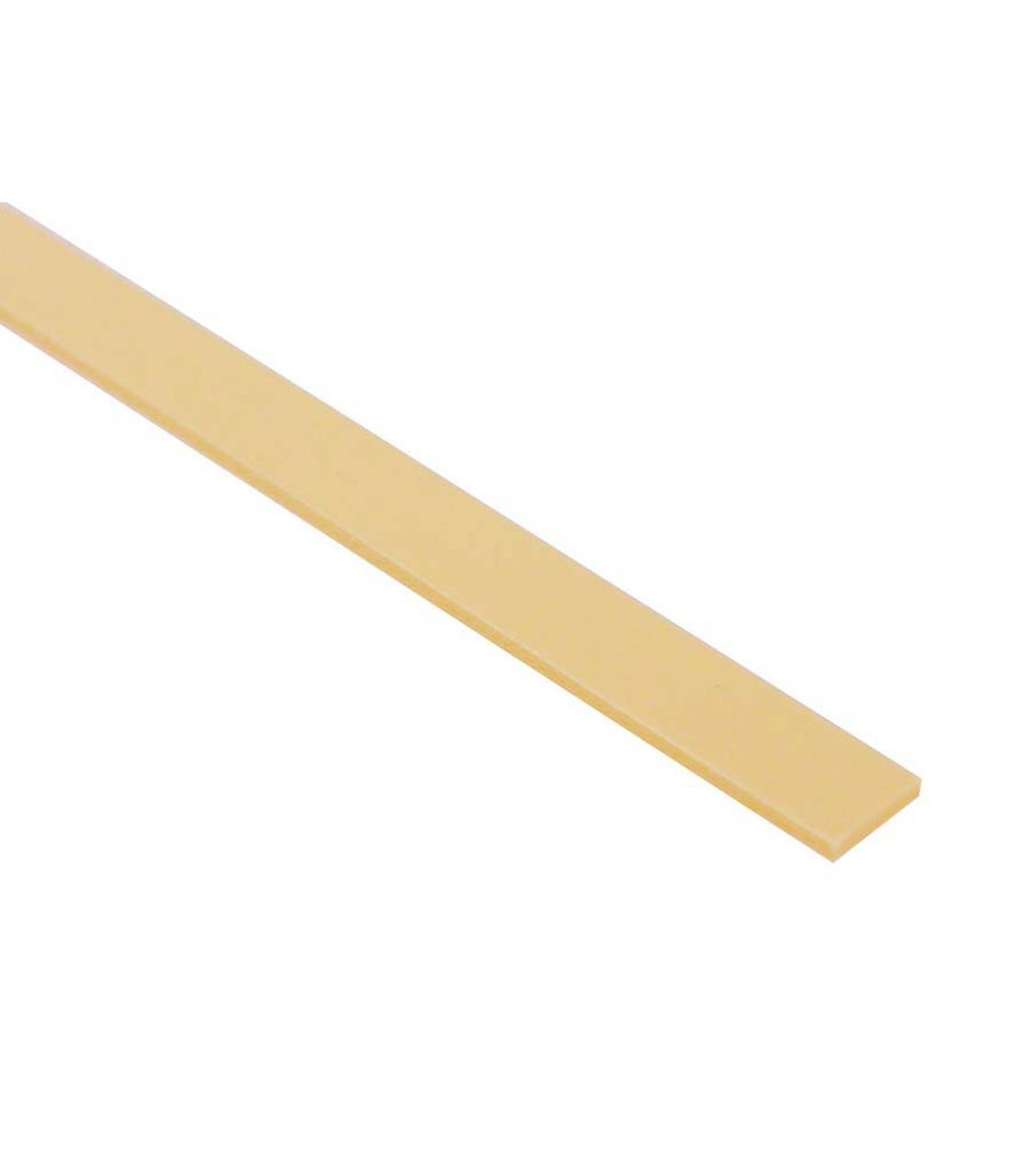 Plastic Binding - 1.5mm Cream