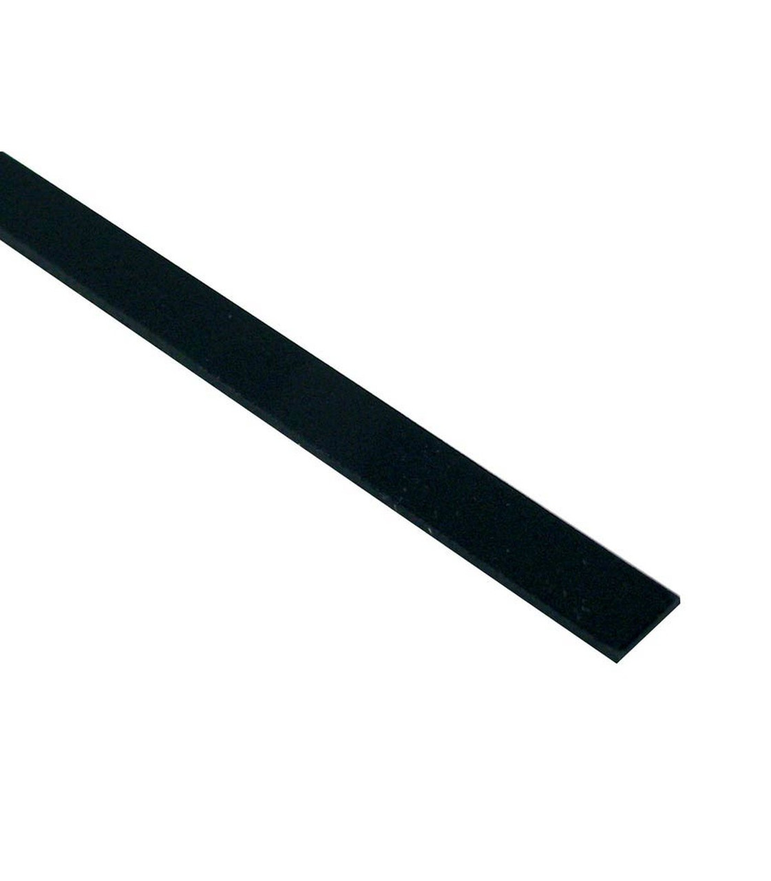 Plastic Binding - 1.5mm Black