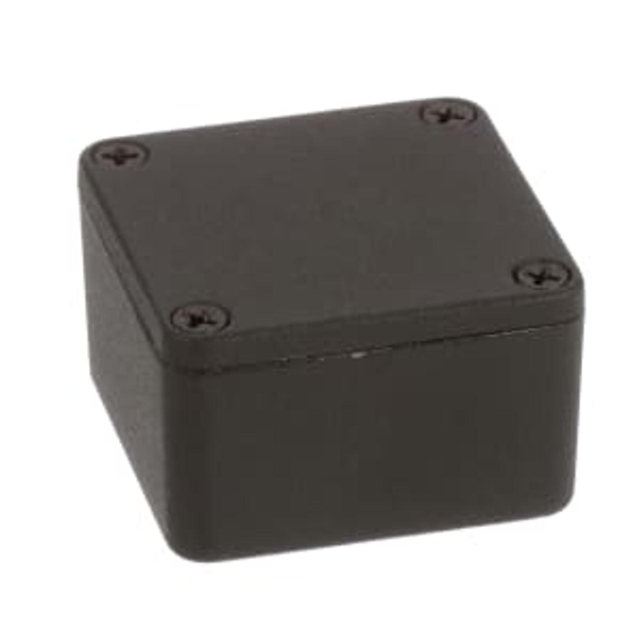 Hammond 1590LBBK - Mini Black Pedal Enclosure