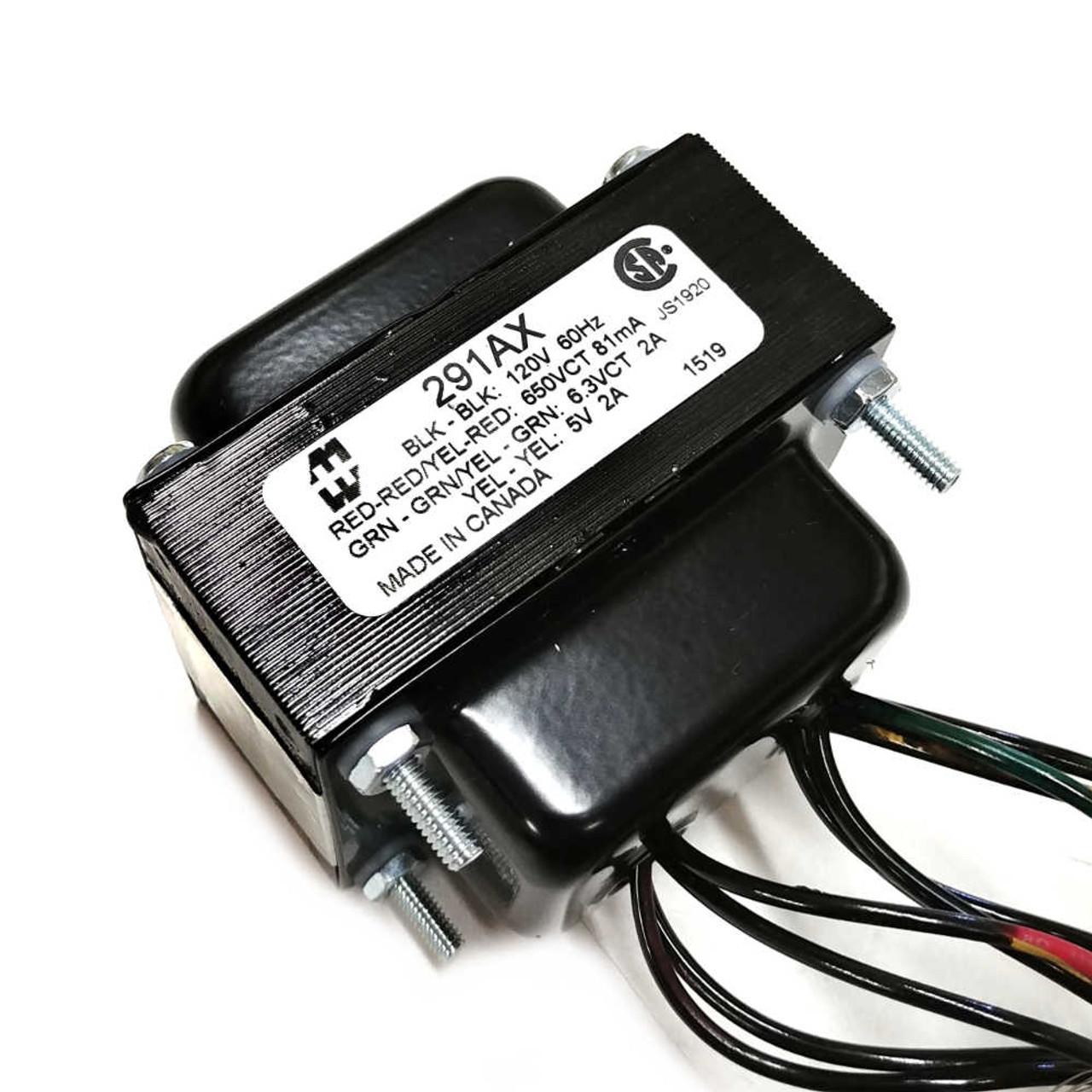 Hammond 291AX - Power Transformer UPGRADE