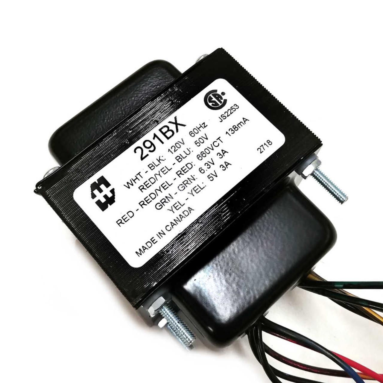 Hammond 291BX - Power Transformer UPGRADE
