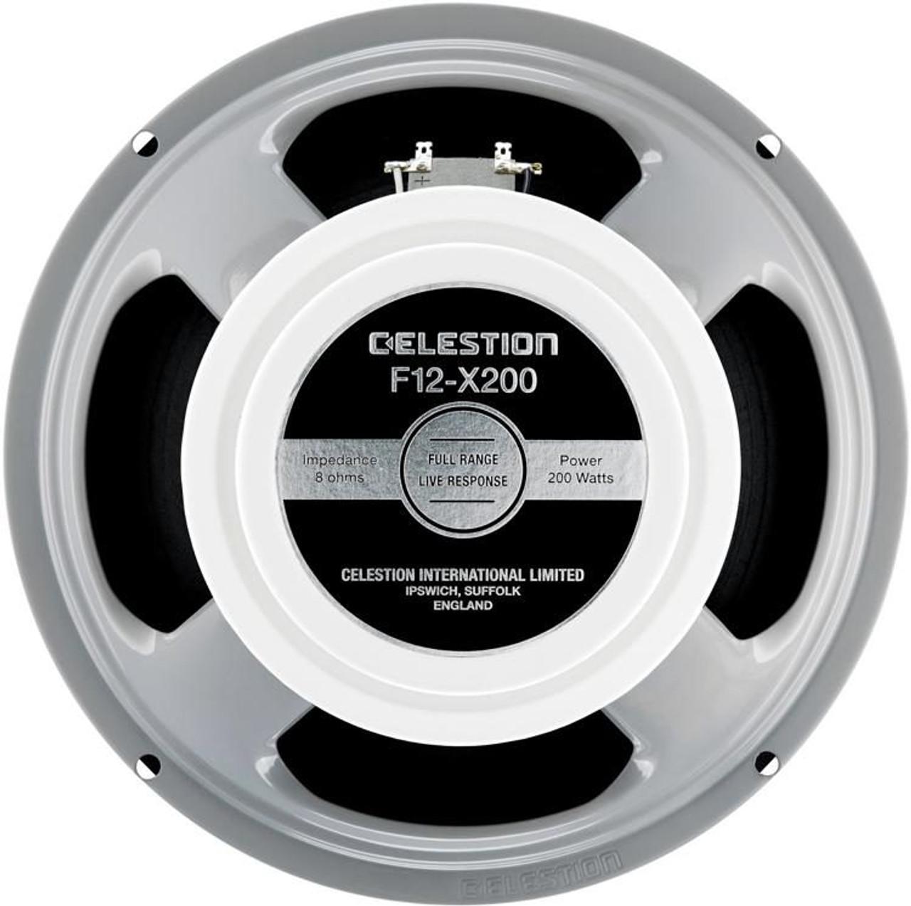 Celestion F12-X200 - 200W 8ohm