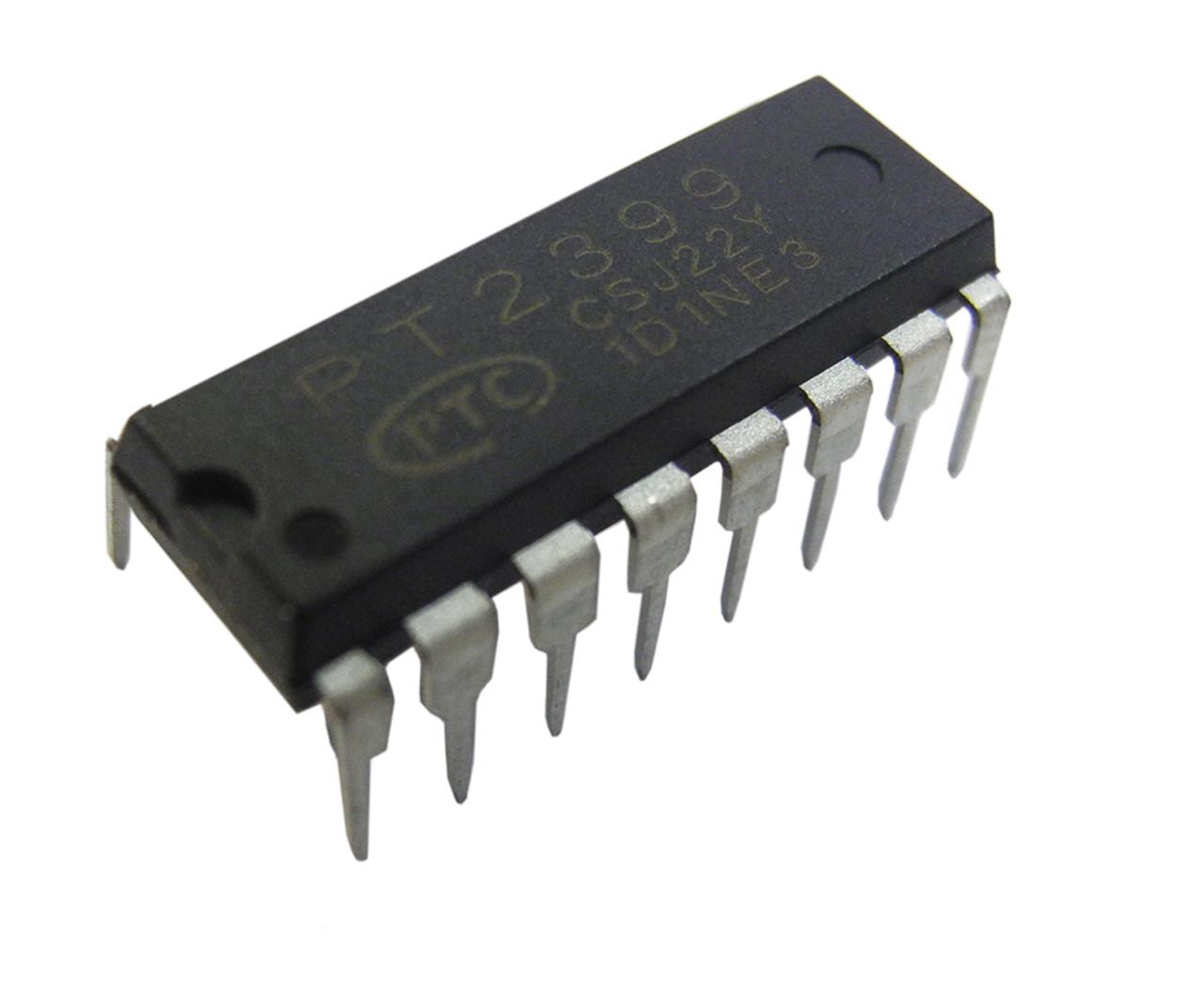 IC - PT2399 Echo