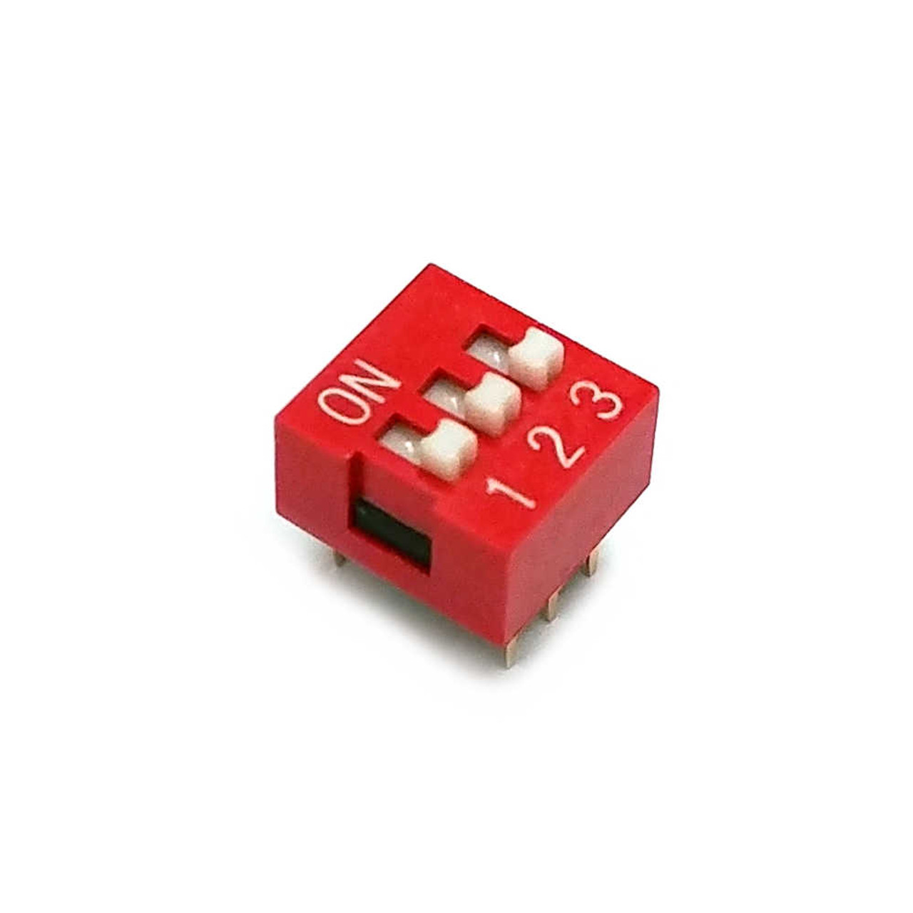 Dip Switch - 3 Position SPST