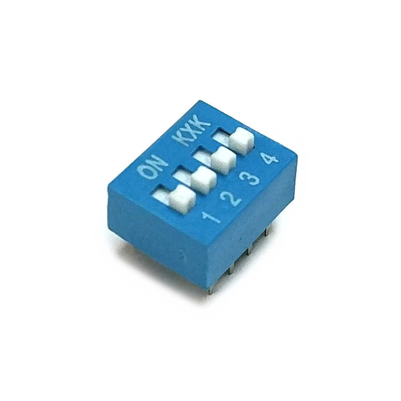 Dip Switch - 4 Position SPST