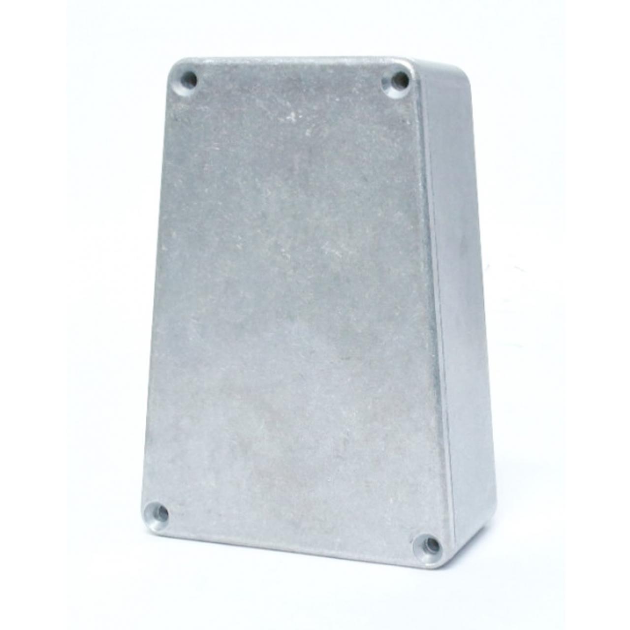 Hammond 1590TRPB - Short Trapezoid Pedal Enclosure