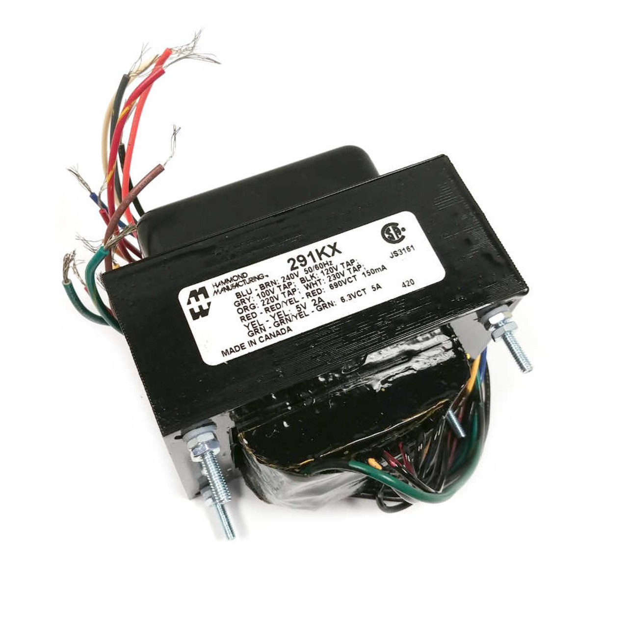 Hammond 291KX - Power Transformer UPGRADE