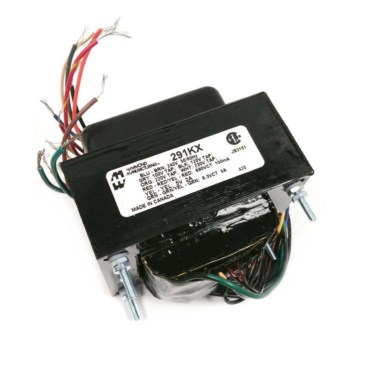 Hammond 291KX - Power Transformer UPGRADE
