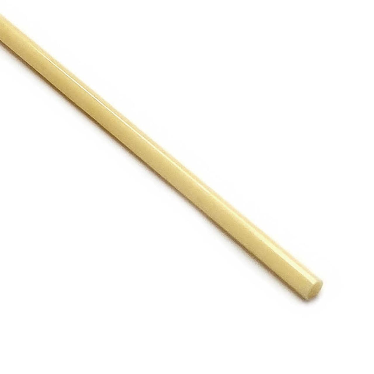 Side Dot Rods - Cream (pkg 50)