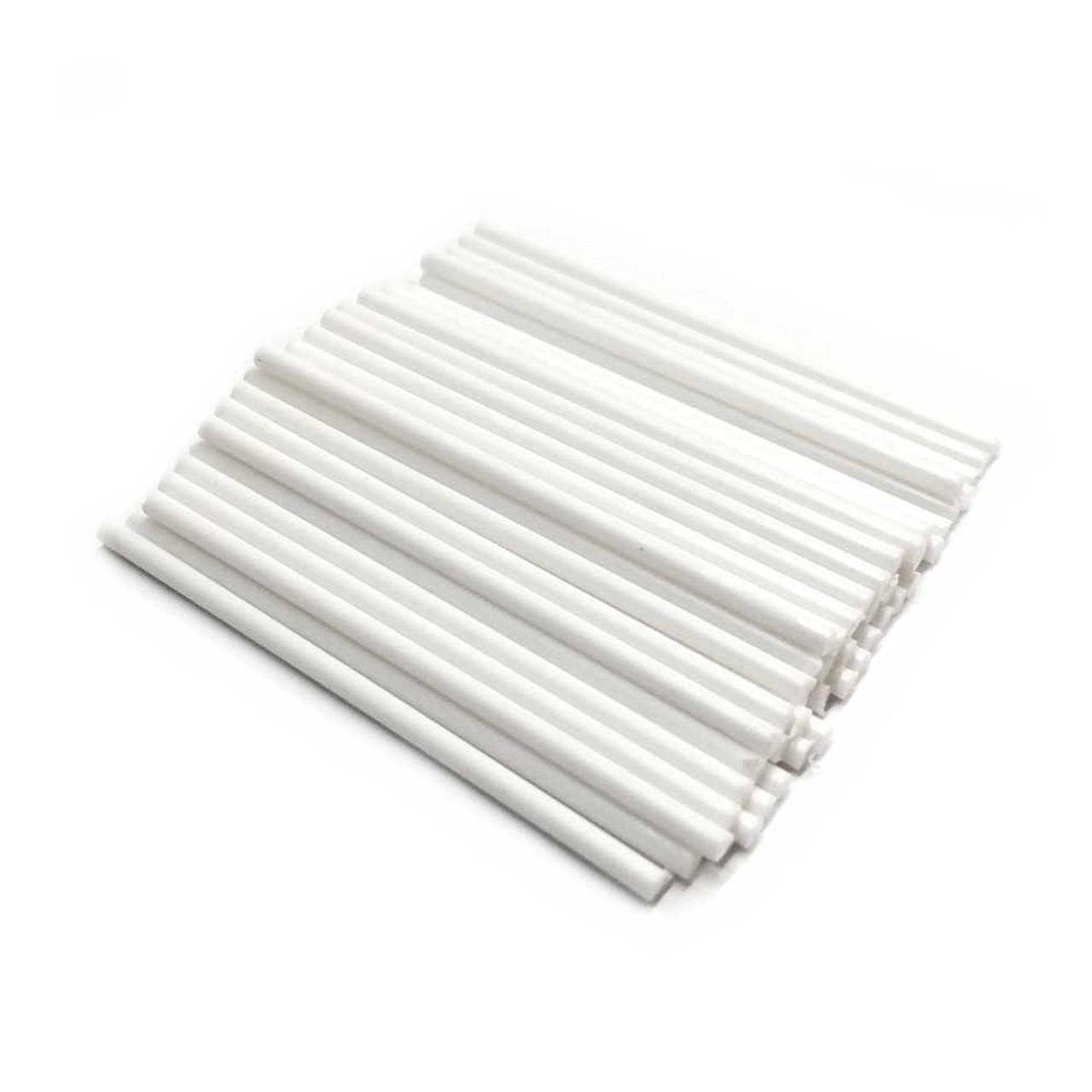 Side Dot Rods - White (pkg 50)