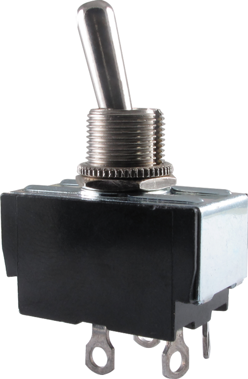Toggle Switch - DPST On-STBY-Off
