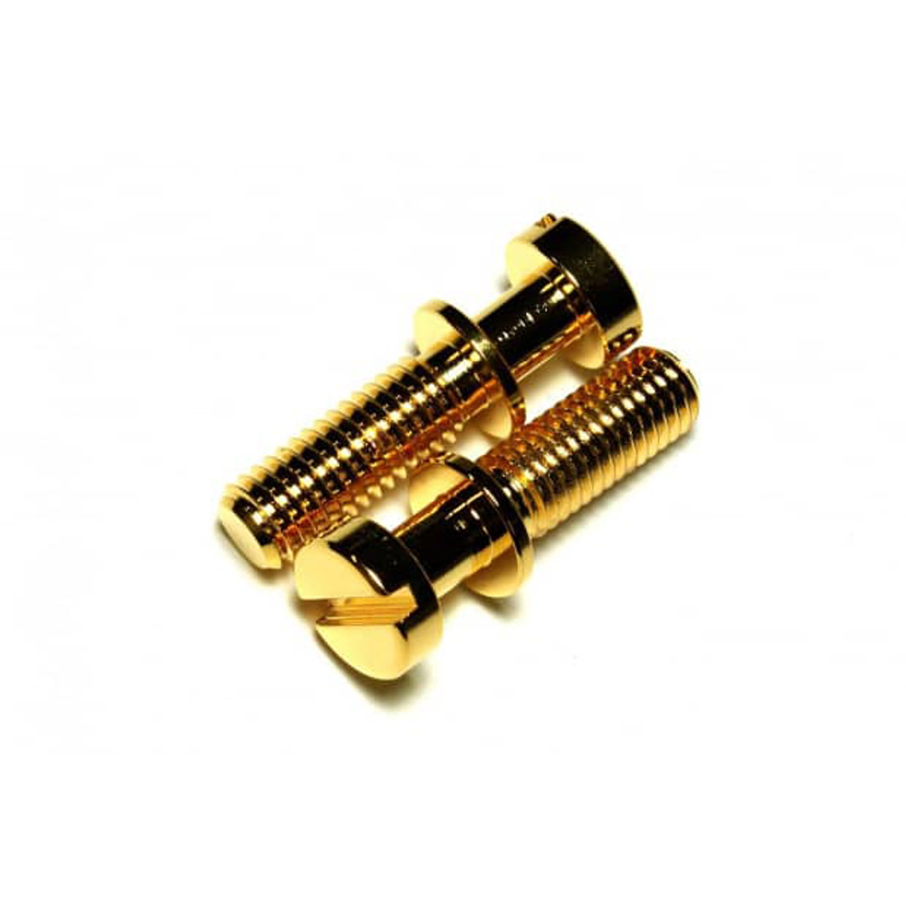 Towner Metric Tailpiece Mounting Studs - Gold (pair)