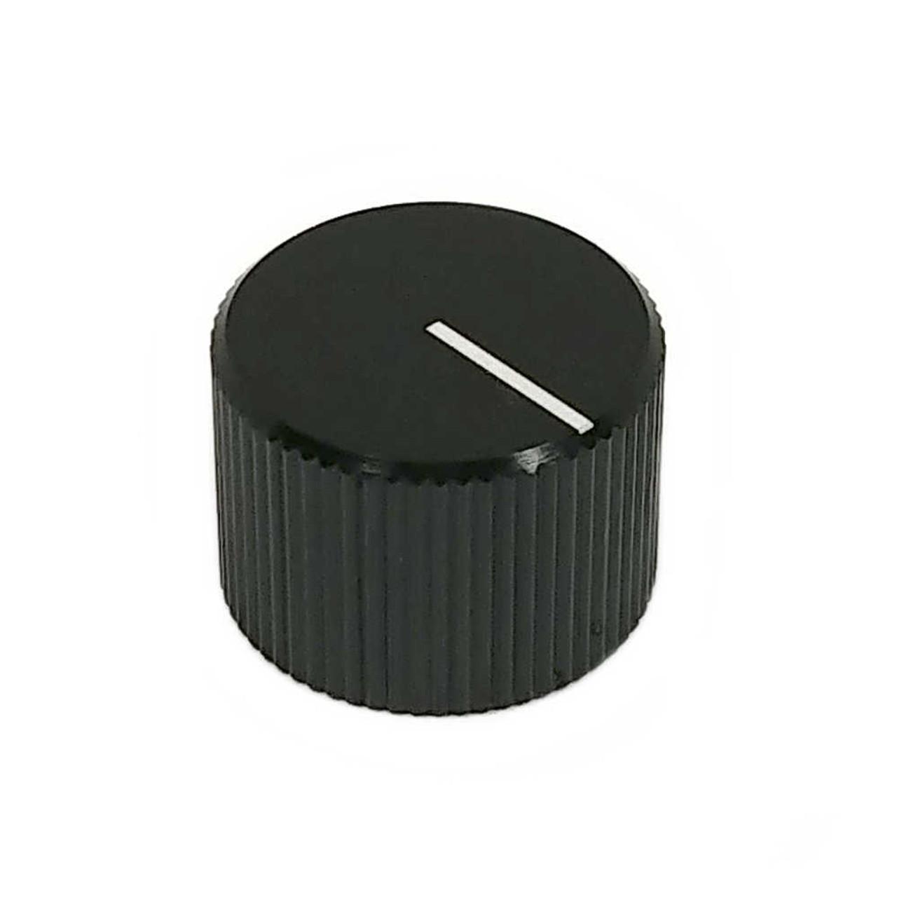 Anodized Aluminum Knob - Black