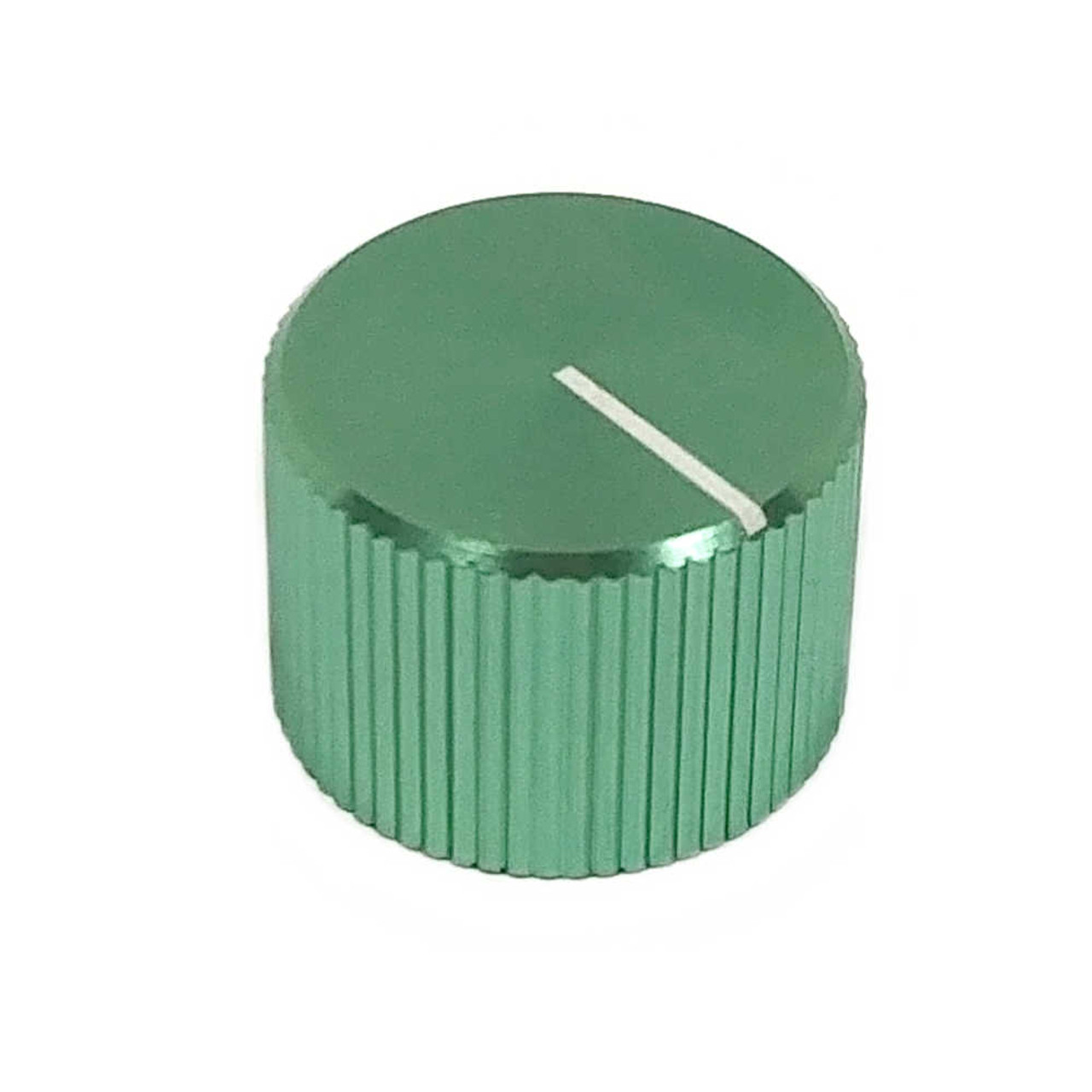 Anodized Aluminum Knob - Green