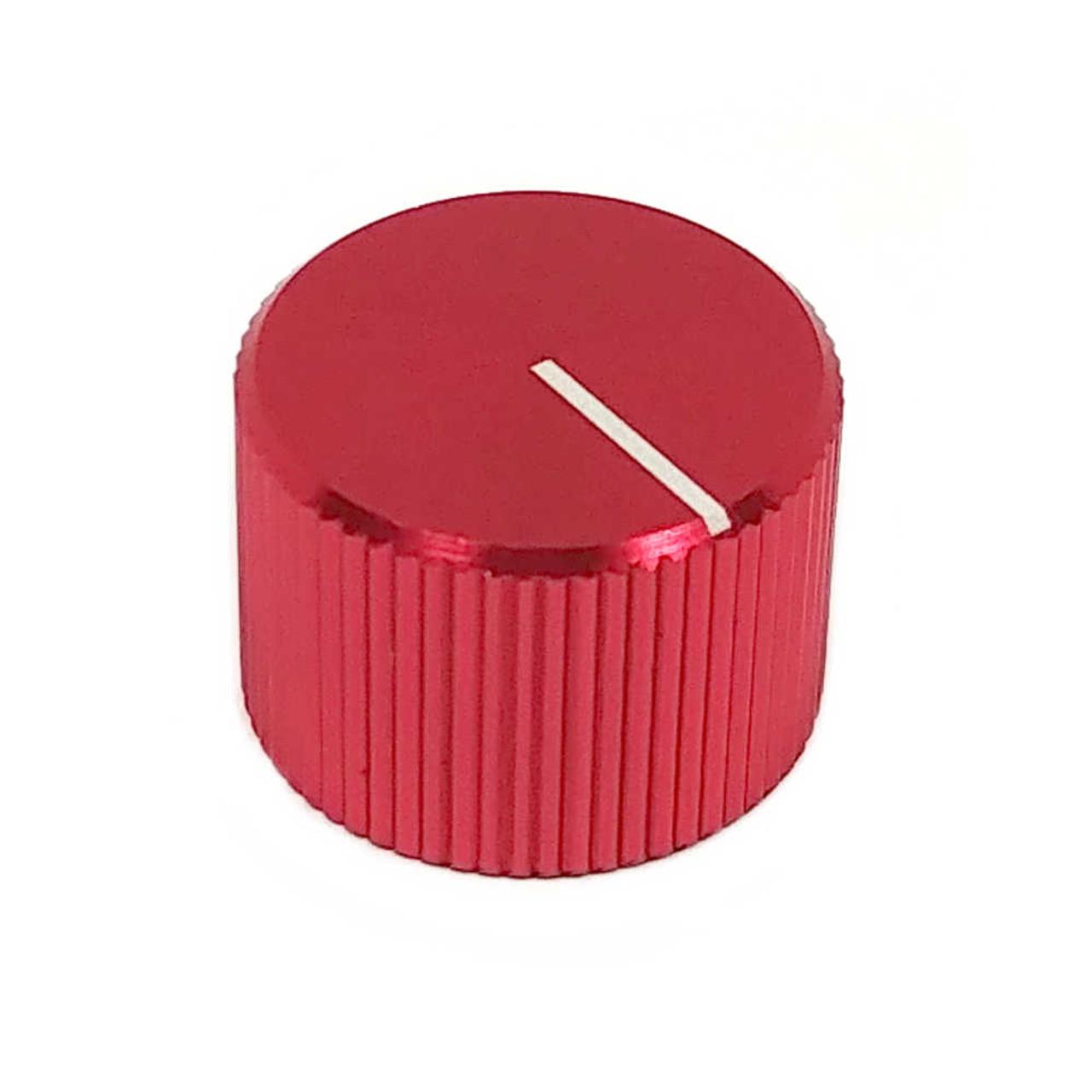 Anodized Aluminum Knob - Red