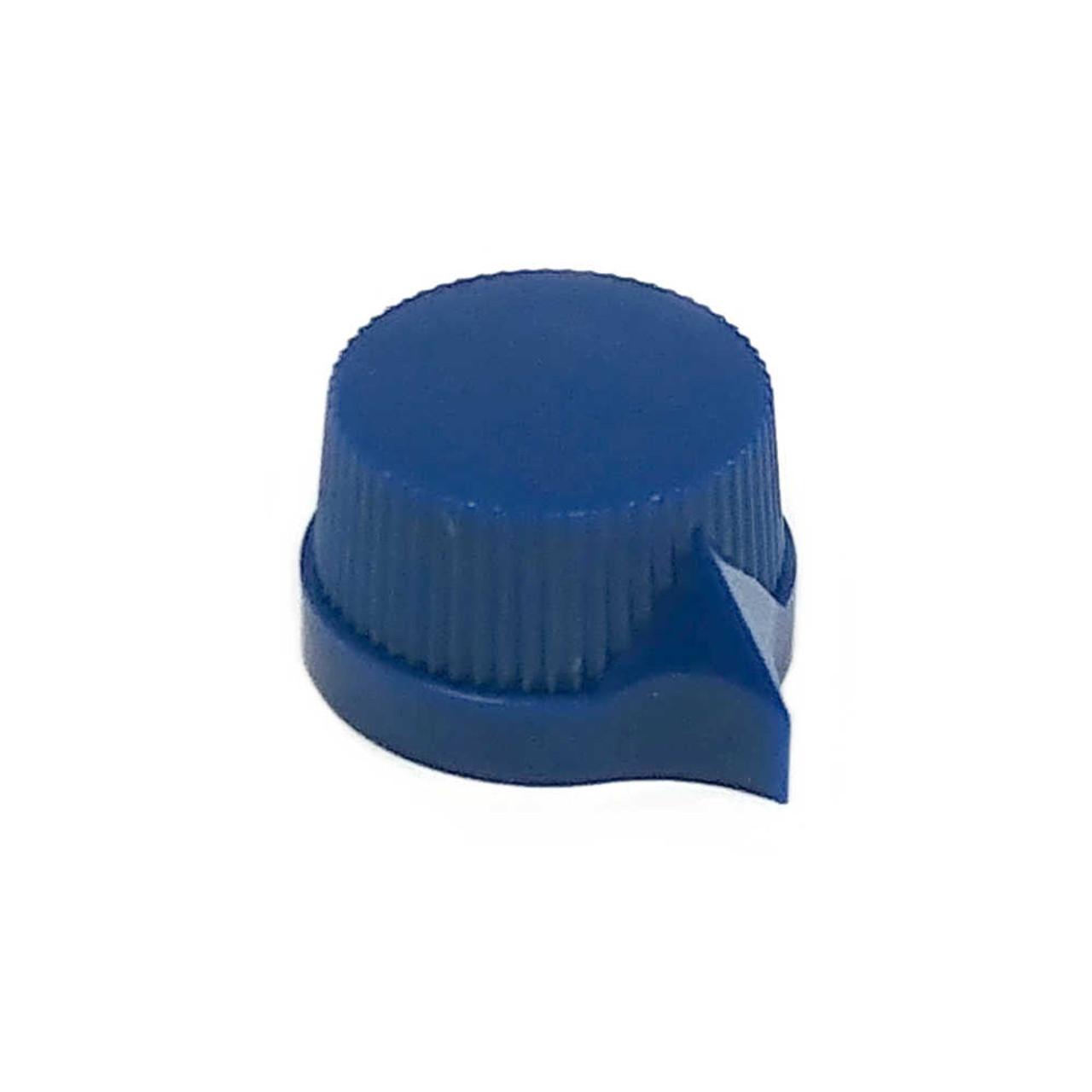Davies Style 1400 Knob - Blue