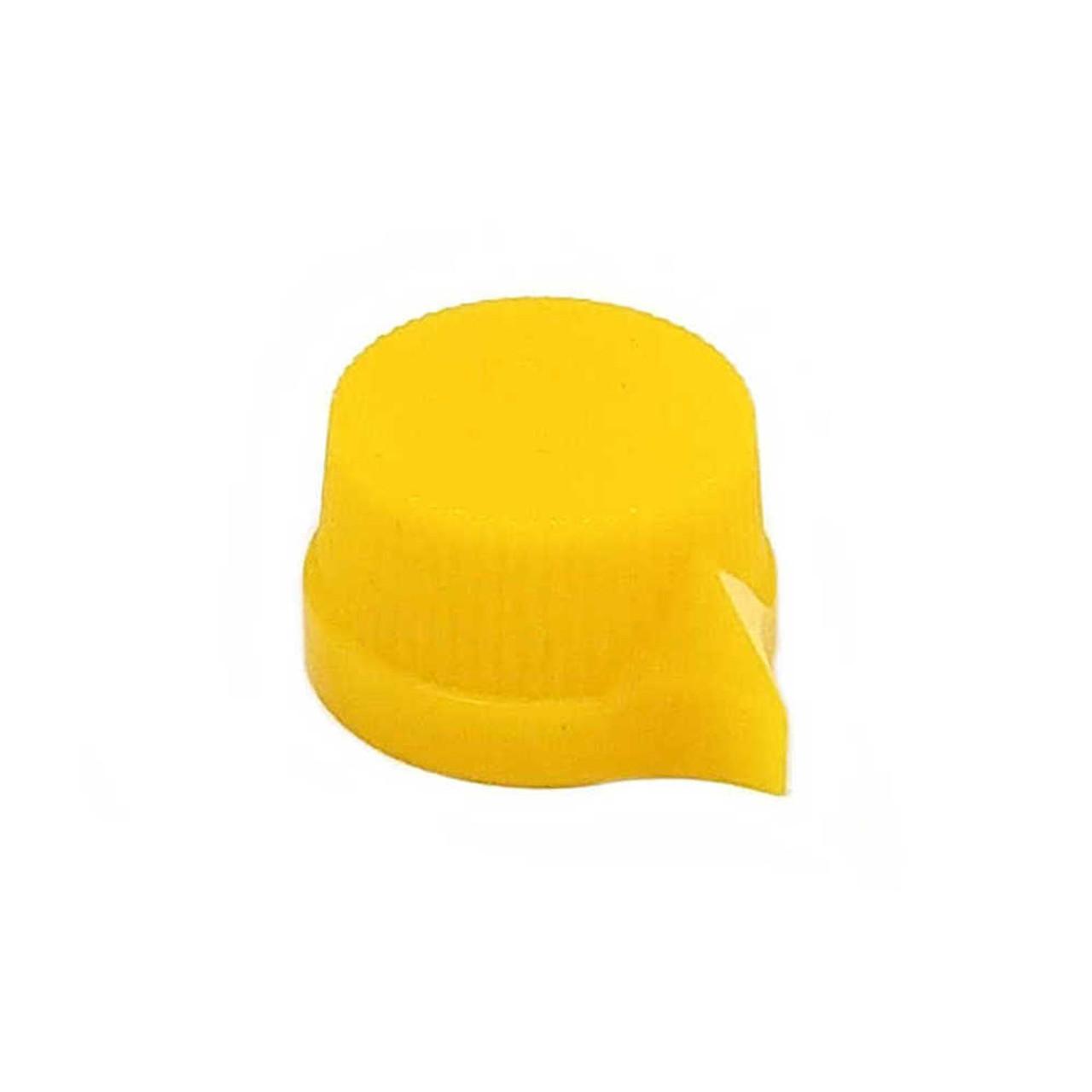 Davies Style 1400 Knob - Yellow