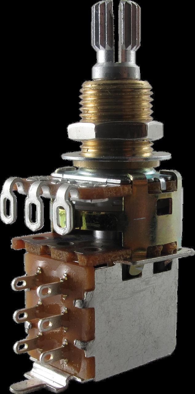 Bourns - A250K Push-Pull Split Shaft Pot