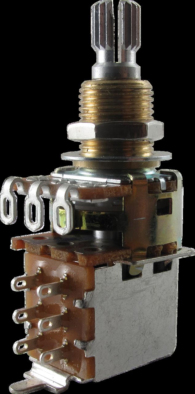 Bourns - A500K Push-Pull Split Shaft Pot