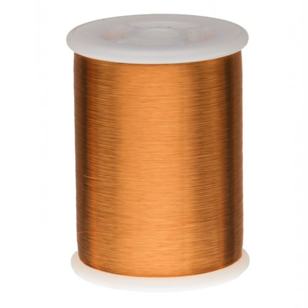 Magnet Wire - 42AWG Heavy Formvar (1/2 lbs)