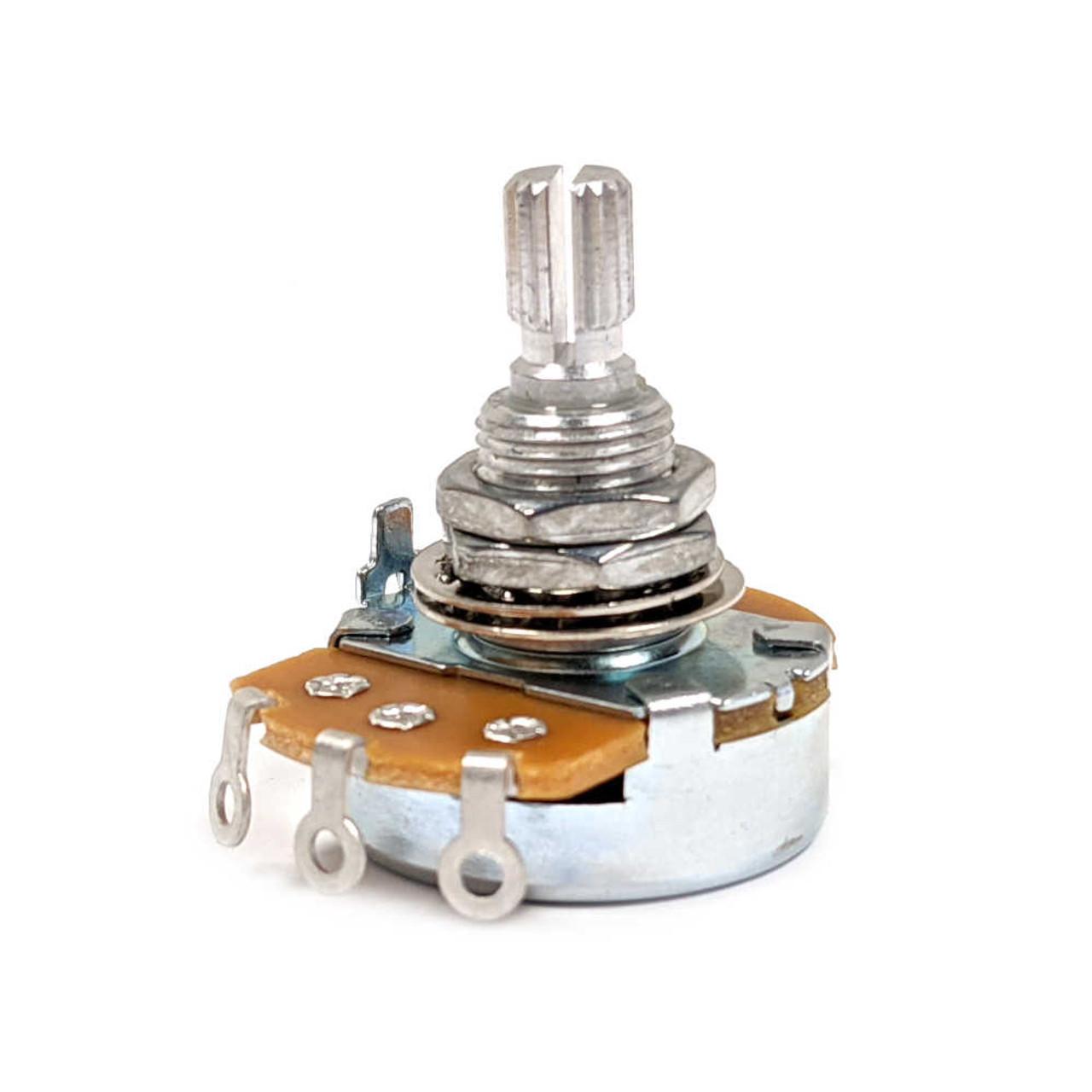 Alpha - Standard 18-Spline Pot (choose taper/resistance)