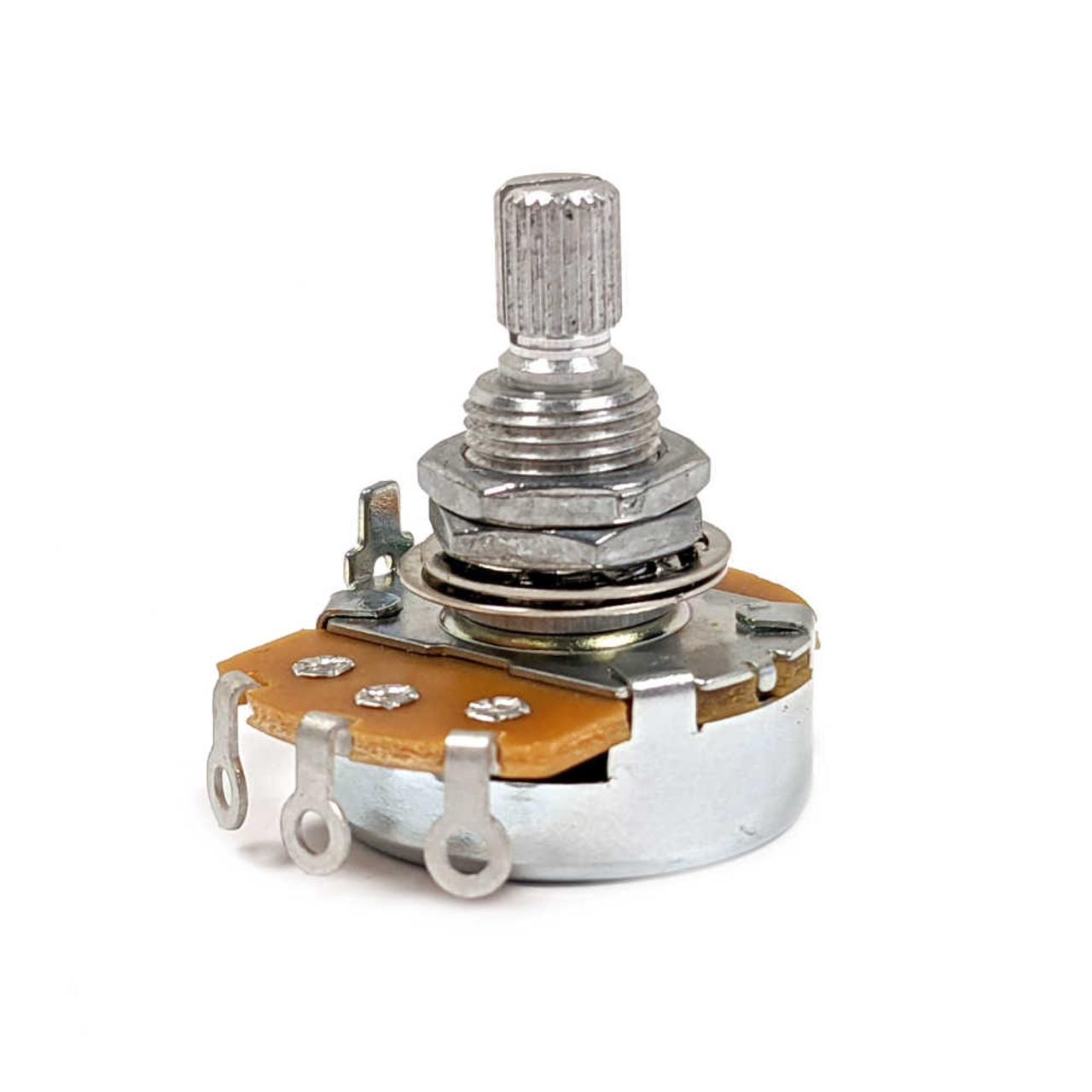Alpha - Standard 24-Spline Pot (choose taper/resistance)