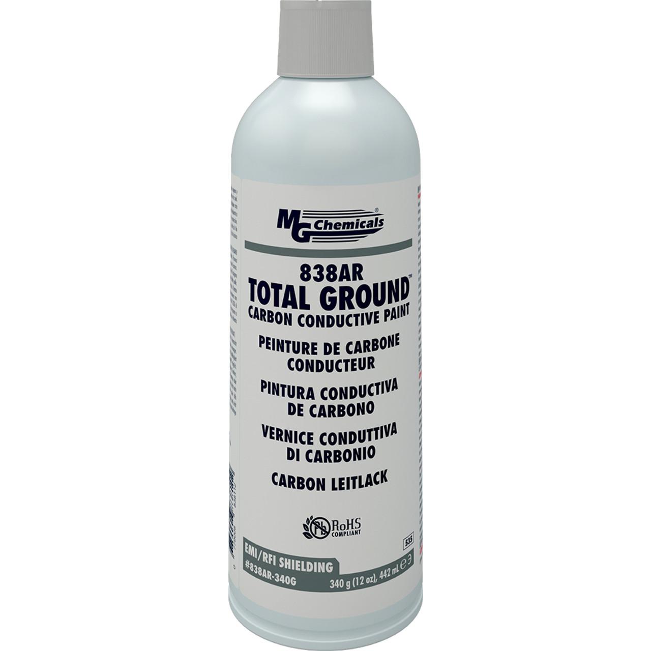 MG Chemicals - Carbon Shielding Paint (Aerosol)