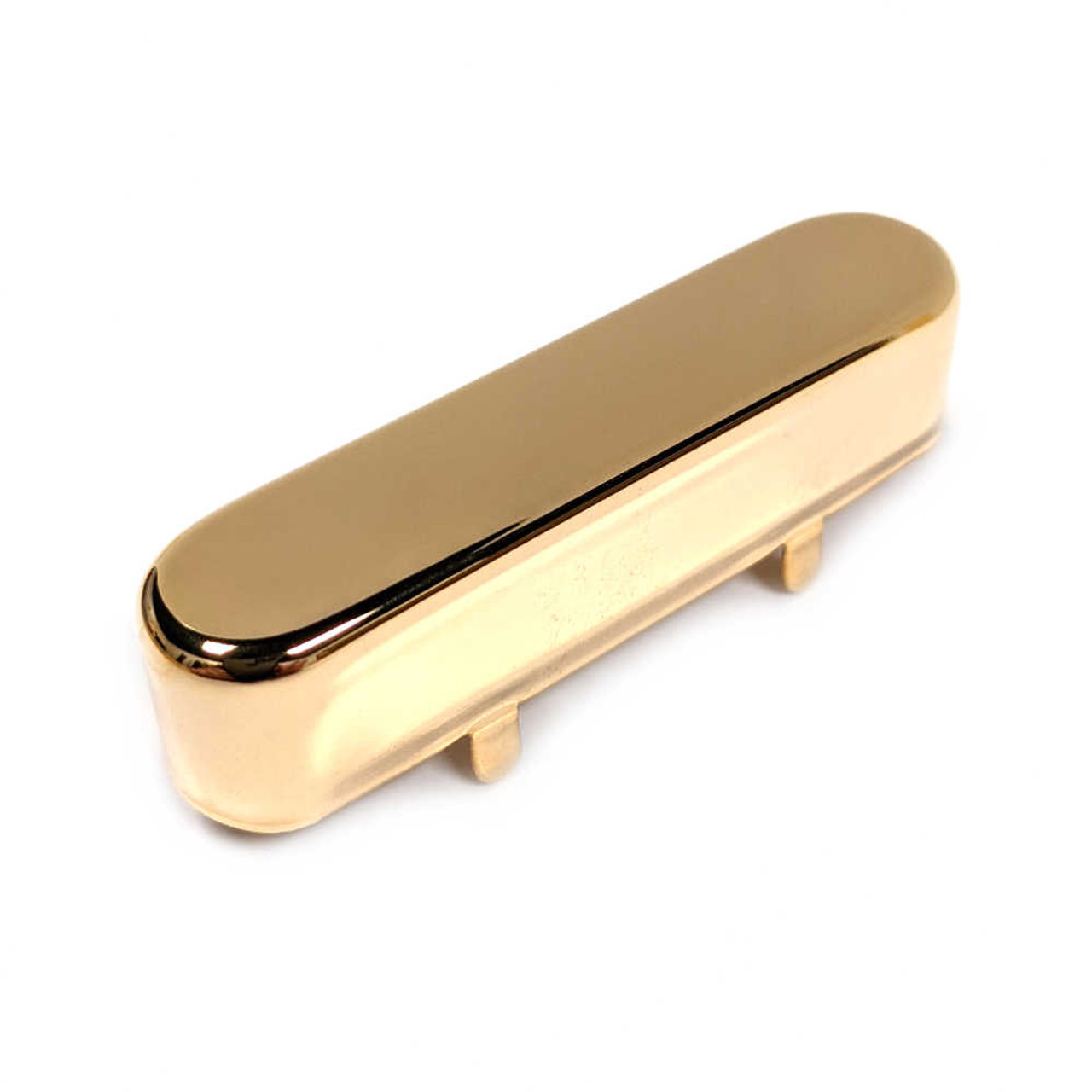 Telecaster Pickup Cover - Neck Gold (plated nickel/silver)