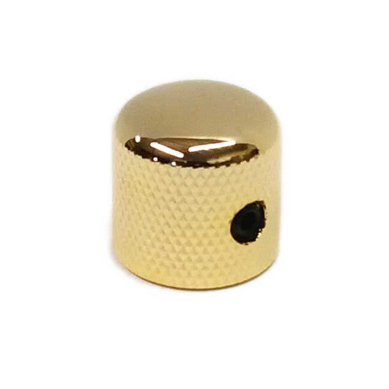Dome Knob for 6.35mm - Gold