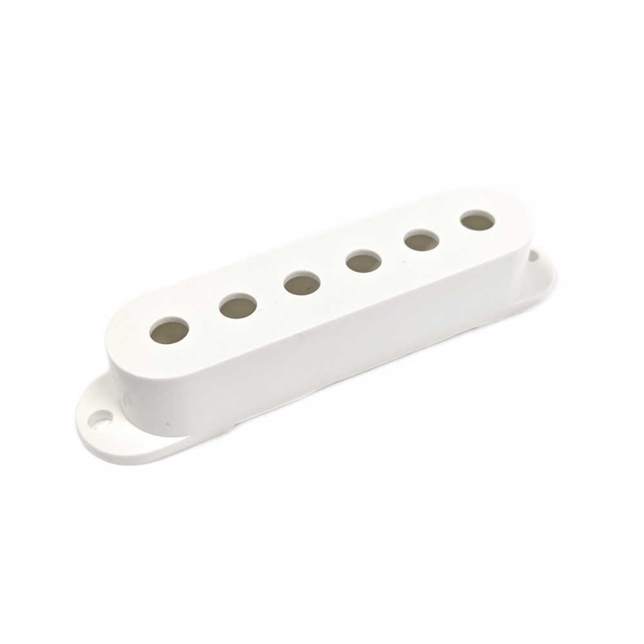 Strat Pickup Cover - 52mm Matte White