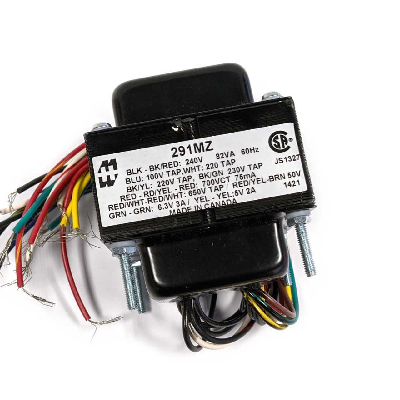 Hammond 291MZ - Power Transformer UPGRADE