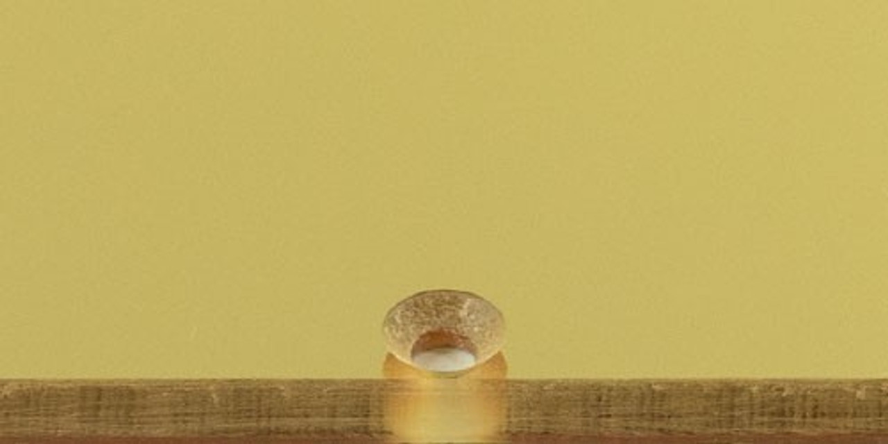 "Pickguard Blank - 1-ply Gold Mirror (12"" x 17"")"