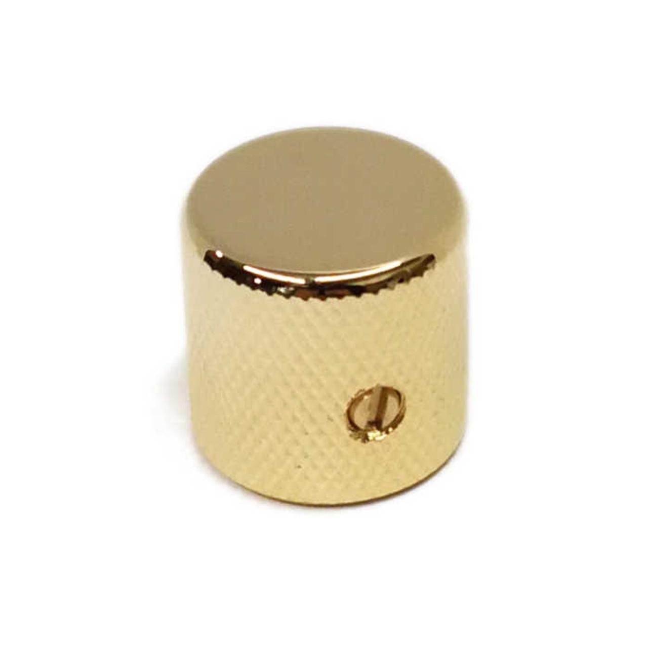 Barrel Knob for 6.35mm - Gold