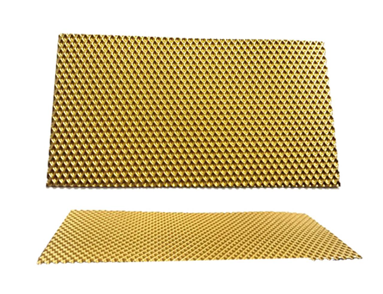 Aluminum Foil - Gold