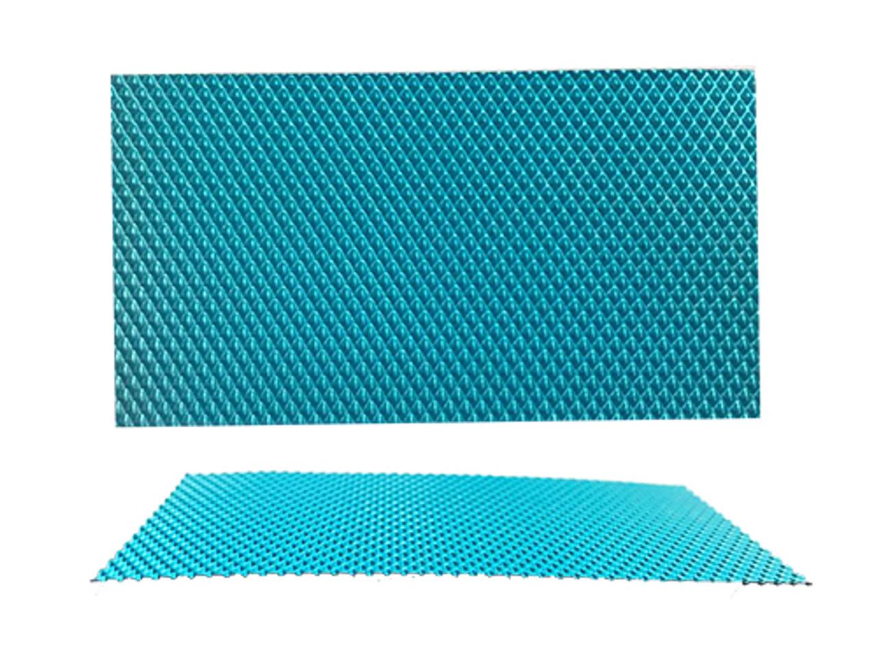 Aluminum Foil - Blue