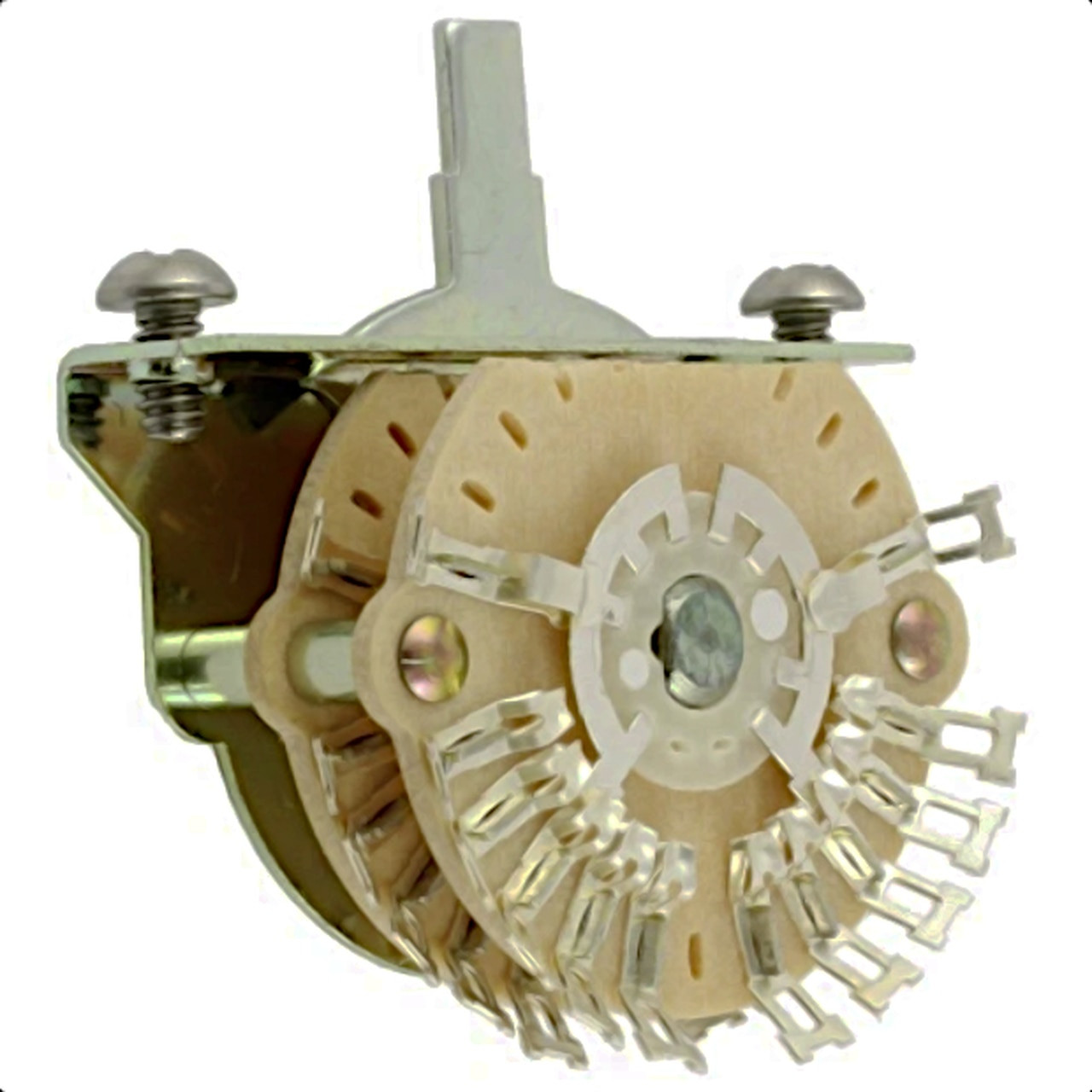 Oak Grigsby - 5-way Selector Switch - 4 Pole