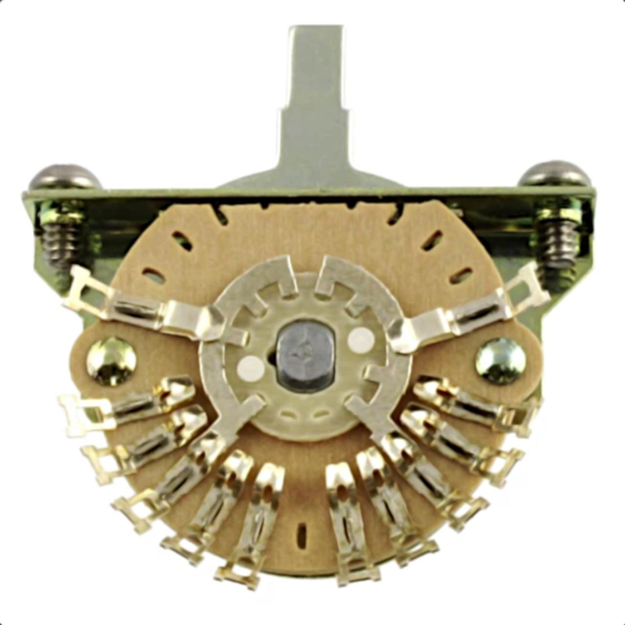 Oak Grigsby - 5-way Selector Switch - 2 Pole