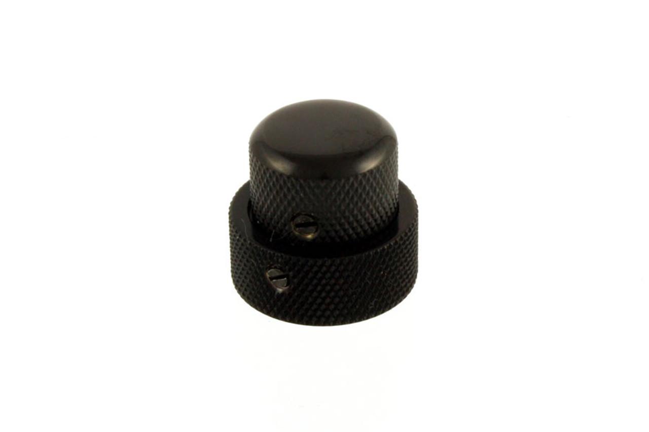 Concentric Knob Fine Black
