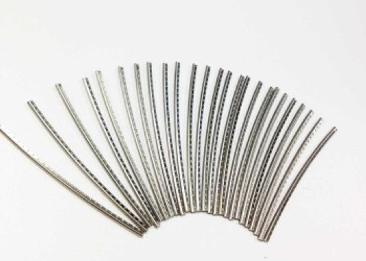 Fret Wire Set - Jumbo Nickel/Silver (25pcs)
