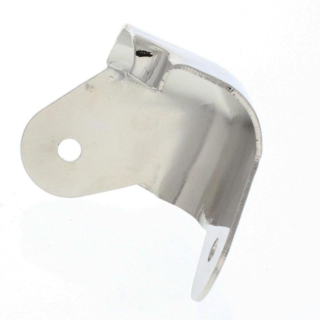 Corner - 2-Leg Wraparound Nickel