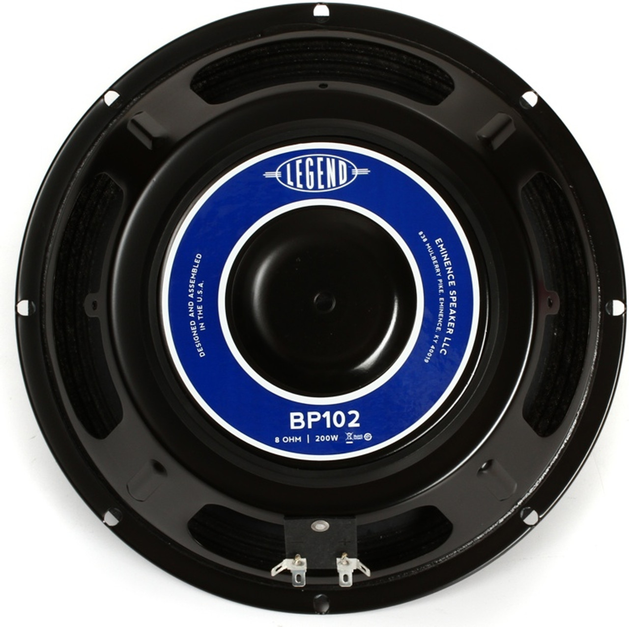 Eminence Legend BP102 - 200W 4ohms