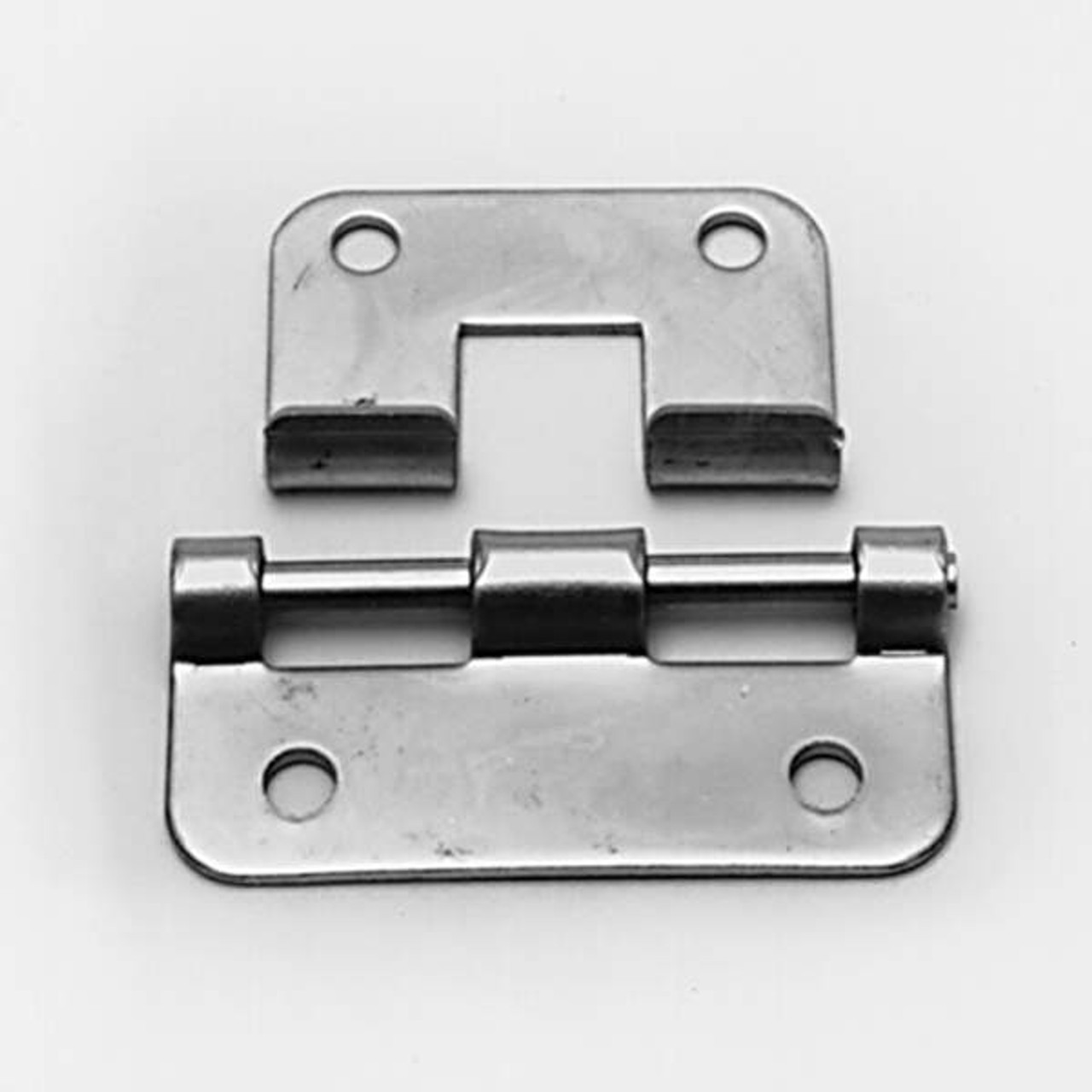 Lift Off Hinge - Zinc