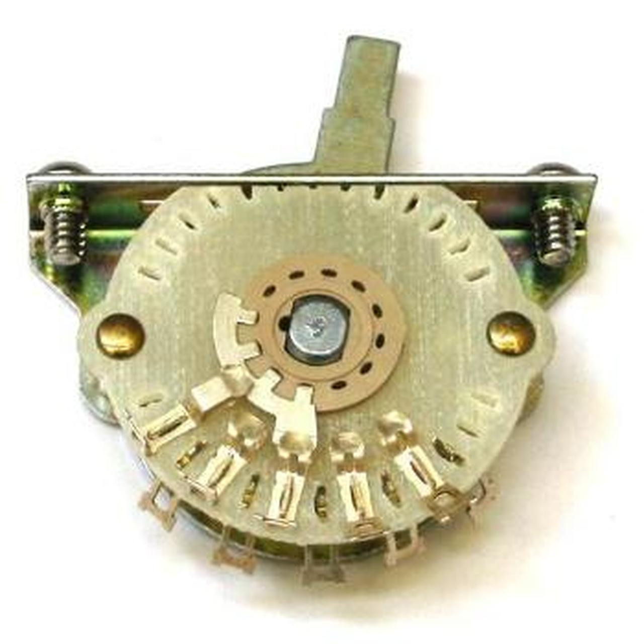 Oak Grigsby - 4-Way Selector Switch