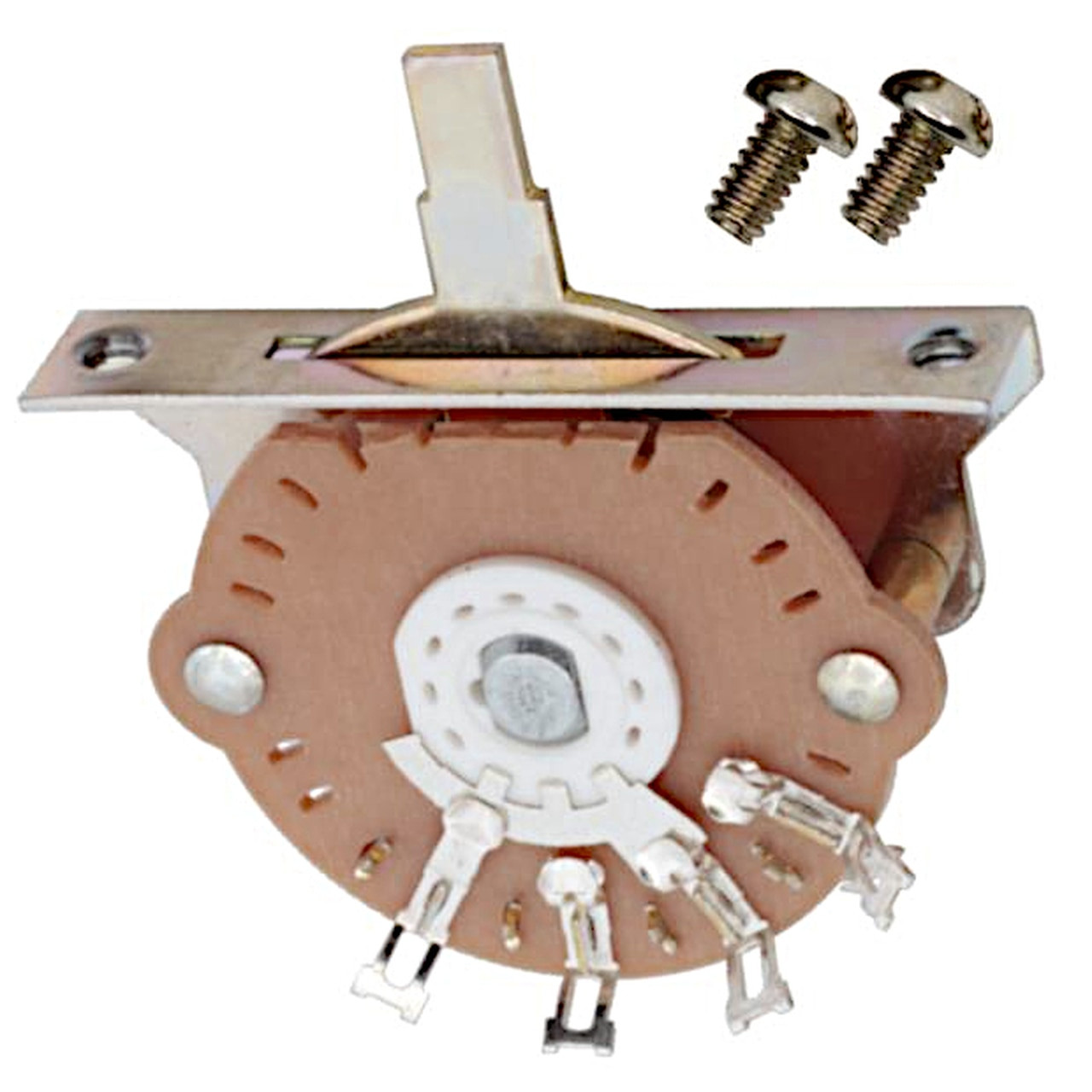 Oak Grigsby - 3-Way Selector Switch