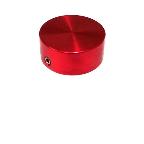 Footswitch Topper - Aluminum (choose colour)
